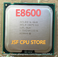 Intel CPU Core2 DUO E8600 CPU/ 3.33GHz/ LGA775 /775pin/6MB L2 Cache/ Dual-CORE/65W (working 100% Free Shipping)