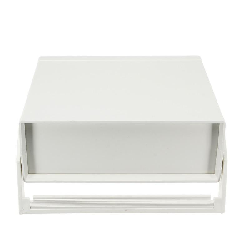 Lights & Lighting Honey 250*80*70 Rectangular Shape Ip66 Waterproof Abs Plastic Electronic Box Power Supply Case Wiring Box Four Sizes