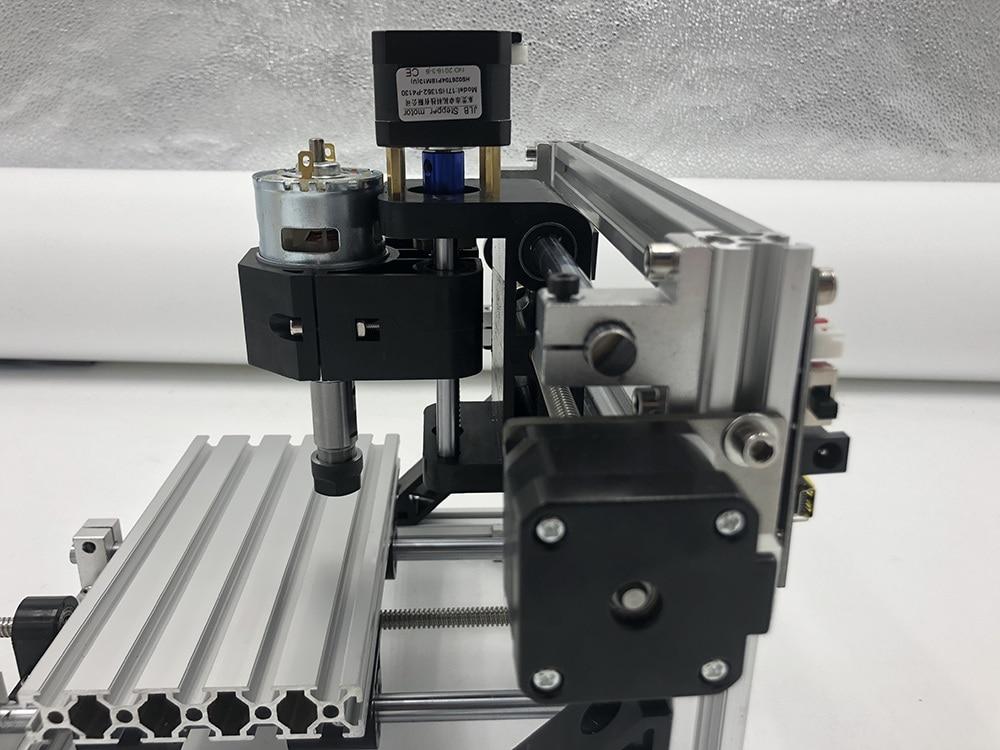 CNC 3018 avec ER11, machine de gravure de CNC, fraiseuse de carte Pcb, Machine de sculpture sur bois, mini routeur de CNC, CNC 2418, meilleurs jouets avancés - 6