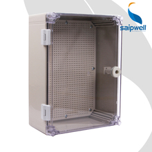 Hot sale SP-AT-403016 Grey 400*300*160mm CE Approved  ABS Waterproof Box  / Waterproof Enclosures/Junction Box