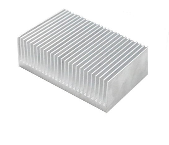 High-power aluminum radiator 80*27*80mm Chip module CPU thermal conductivity aluminum power amplifier dense tooth heat sink free ship high quality high power radiator dense tooth aluminous profile 125 45 50mm power supply power amplifier heat sink