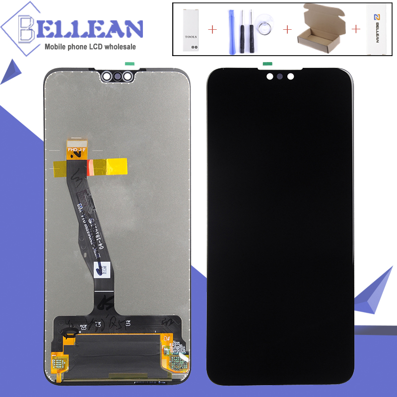 Catteny Free Ship For <font><b>Huawei</b></font> <font><b>Y9</b></font> <font><b>2019</b></font> <font><b>Lcd</b></font> BLA-L09 L29 Display Touch Screen Digitizer Assembly Replacement Enjoy 9 Plus Display image
