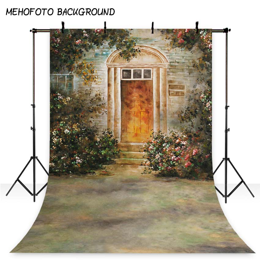 MEHOFOTO Children Photo Background Oxford Cloth Photography Backdrops Fairy Tale the Scenery Background for Photo Studio ZH-259 red pumpkin photography background fairy tale hallowmas background computer printed photo backdrops for photo studio bg 214