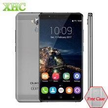 "OUKITEL U16 Max Dual SIM Mobile Phone RAM 3GB 32GB 6.0"" Android 7.0 Smartphone MTK6753 Octa Core Fingerprint 4000mAh Cellphone"