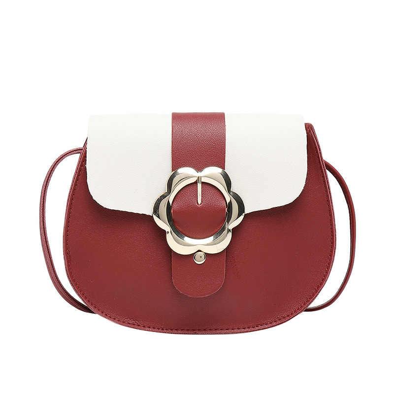 Сумка через плечо для женщин 2019 Мини сумка через плечо круг маленькая сумка-мессенджер женские сумки и кошельки, через плечо сумка для девочек