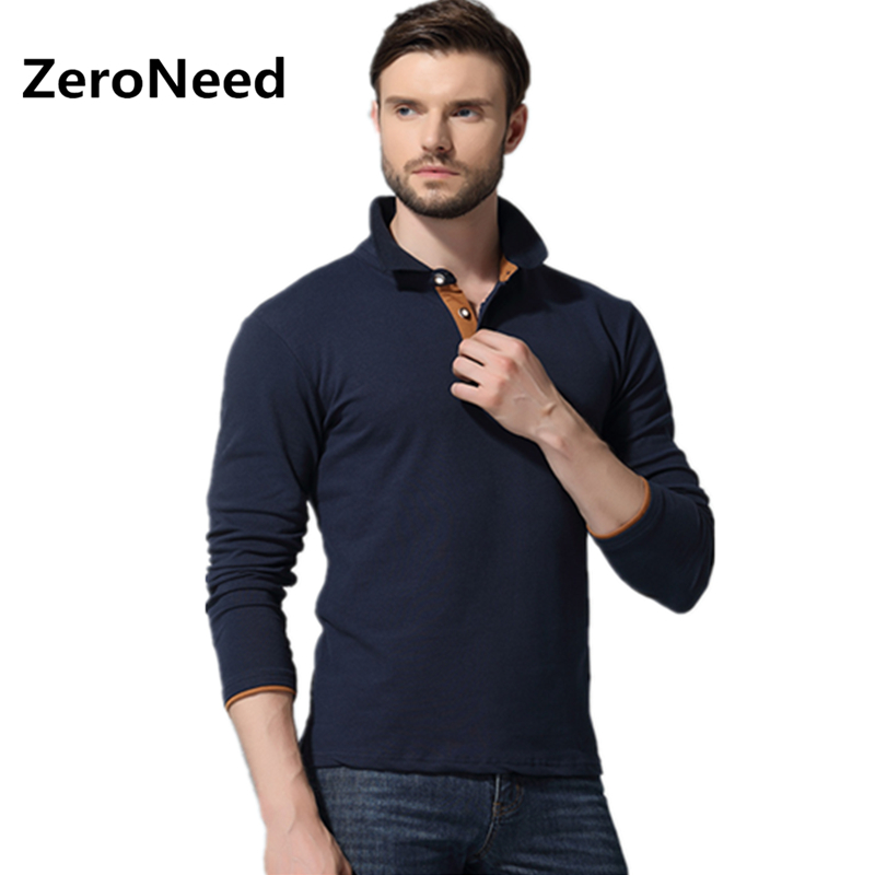 Polo Men Cotton Breathable Casual Camiseta Slim Polos Homme Polo Shirts Men Top Quality Anti-Wrinkle Slim Fit New Polos Male 91