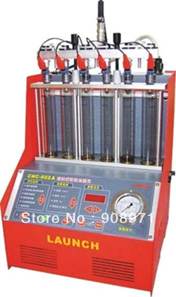 Original English Version launch cnc602a injector cleaner and tester CNC-602A Injector Cleaner