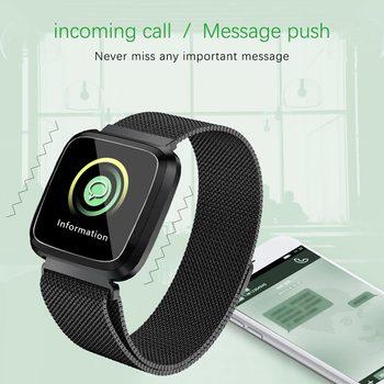 Gold Wrist Watch | CASEIER Smart Watch Men Bluetooth Waterproof Smartwatch Women Heart Rate Monitor Fitness Tracker GPS Sport For Android IOS Watch