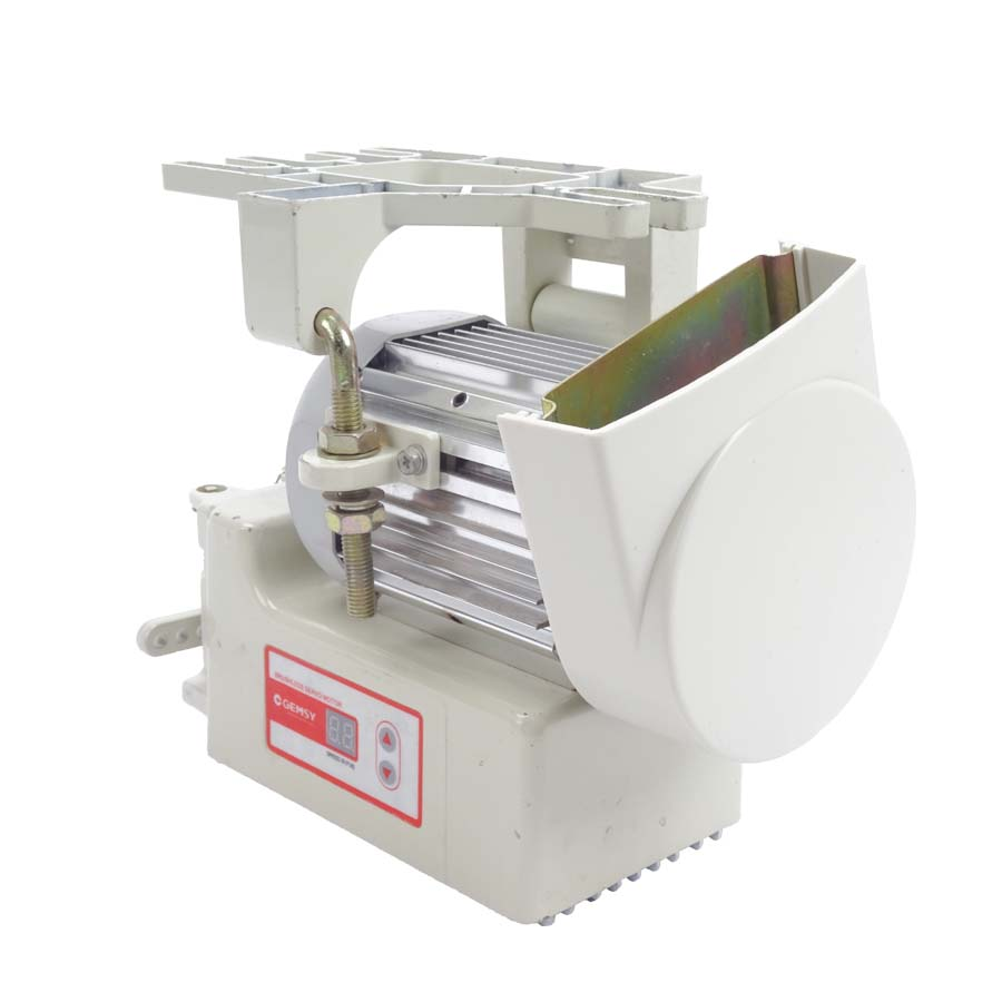 Energy Saving Brushless Servo Motor For Leather Sewing Machines TL800P 2
