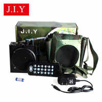 HIFI Teaching Wireless Amplifier External Voice Megaphone Booster Loudspeaker for U disk FM Tour Guide teacher with microphones