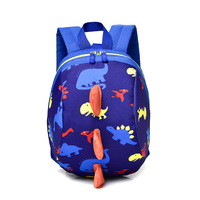 Factory Directly Sell New Korean Cartoon Pattern Print Children's bags Kindergarten bags baby Backpack Shoulder bags in Sale