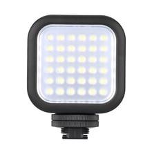New  Godox LED36 LED Video Light 36 LED Lights for DSLR Camera Camcorder mini DVR