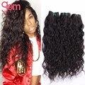 Onda de água peruano 3 feixes queen peruano virgem cabelo peruano oceano Onda Abacaxi Virgem Onda Cabelo Humano Molhado E Ondulado cabelo
