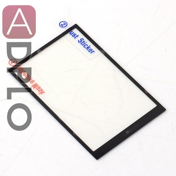 LARMOR GGS Self-Adhesive Optical Glass LCD Screen Protector Suit for Nikon J3 Adhesive free