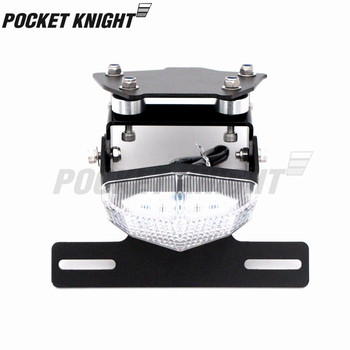 Registration License Plate Holder LED Tail Light For HONDA NC700 NC750 S/X 12-15 Motorcycle Tail Tidy Fender Eliminator NC750X