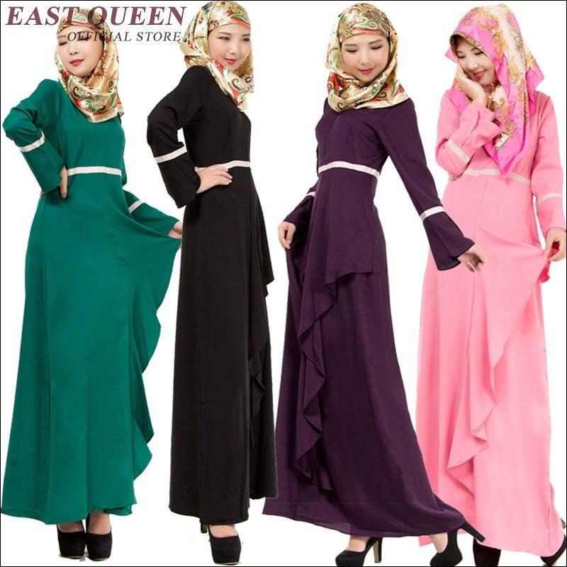 Alla Preghiera Musulmana Moda Abito Vestito Abaya Pakistano wN8nm0