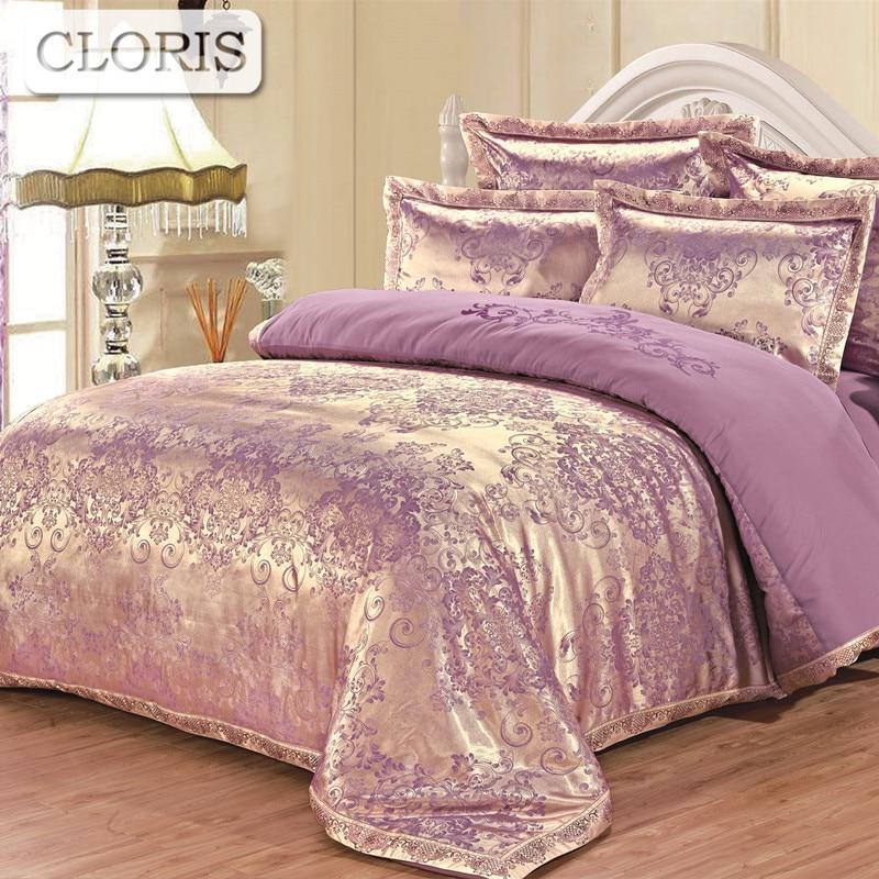 CLORIS Moscow Textiles Stylish Design Simplicity Striped Cartoon 4/5/6/7pcs Bedding Set Contain Duvet Cover Bed Sheet Pillowcase ...