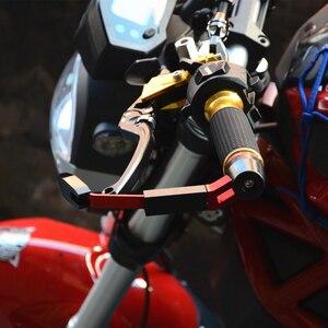"""Image 5 - 7/8 """"CNC motosiklet Proguard sistemi fren debriyaj kolları korumak için Yamaha yzf r1/yzf R1M YZF R1 fazer 600/FZ6S FZ6N fz"""