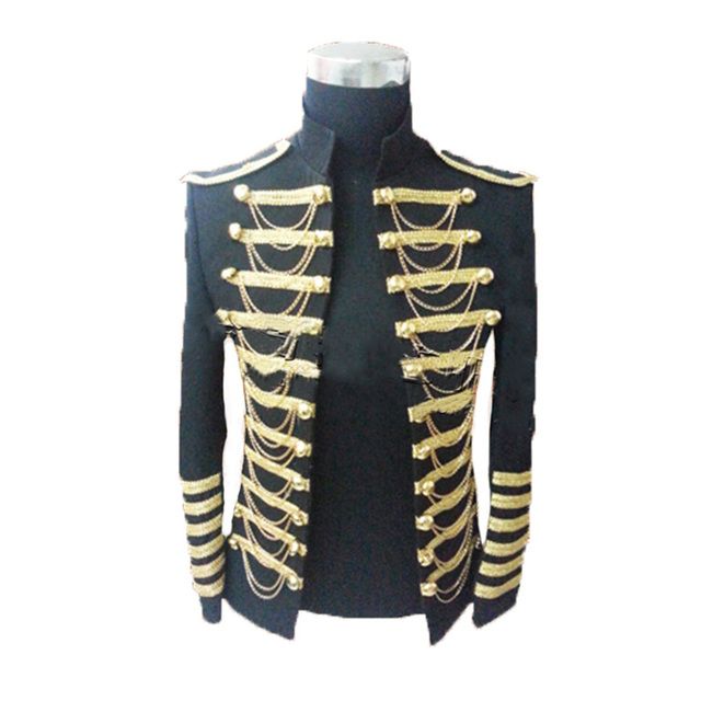 Men Blazer Paillette Performance Male Royal Clothing Star Stage Nightclub Singer Suit Costume Big Size Black Red White Blazers
