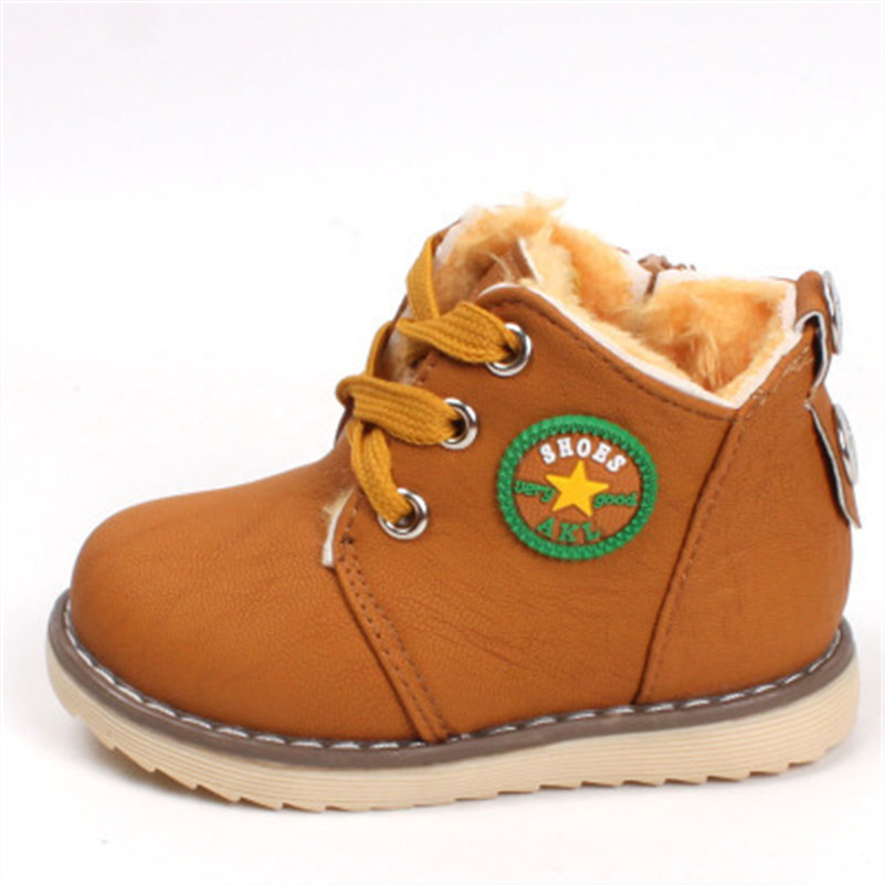 Hot-Selling-2016-Fall-Winter-Baby-Waterproof-Soft-Sole-Shoes-Baby-Warm-Cotton-Boots-Boy-Snow-Boots-Free-Shipping-2