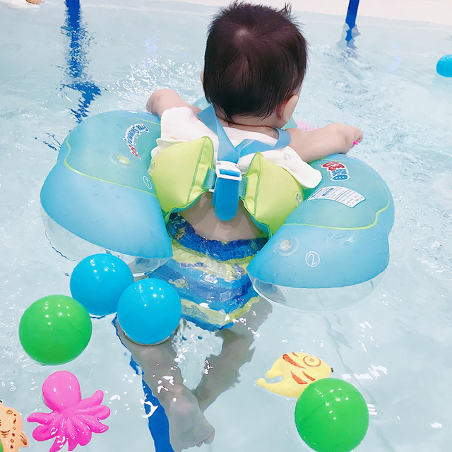 Inflatable Baby Swimming Ring Circle Bathing Inflatable Infant Armpit swimming circle Kids Swim oyuncak baby water speelgoed