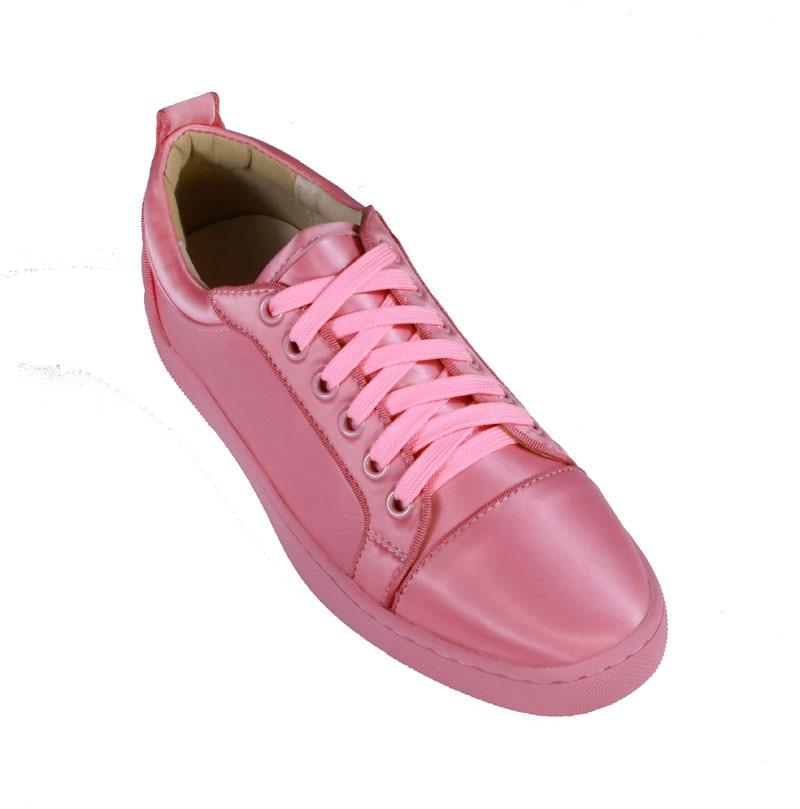 Svonces Fashion Designer Pink Silk
