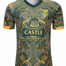 20dd86be2 YIGEGE 2019 SOUTH AFRICA BLITZBOKS REVEAL MANDELA 100 JERSEY South Africa Jersey  shirt South African 100th