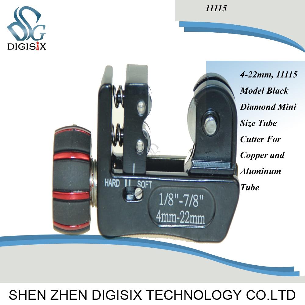 Free Shipping 4-22mm, 11115 Model Black Diamond Mini Size Tube Cutter For Copper And Aluminum Tube
