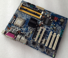 Equipo de a bordo AIMB-763G2 LGA775 socket interfaz de red dual