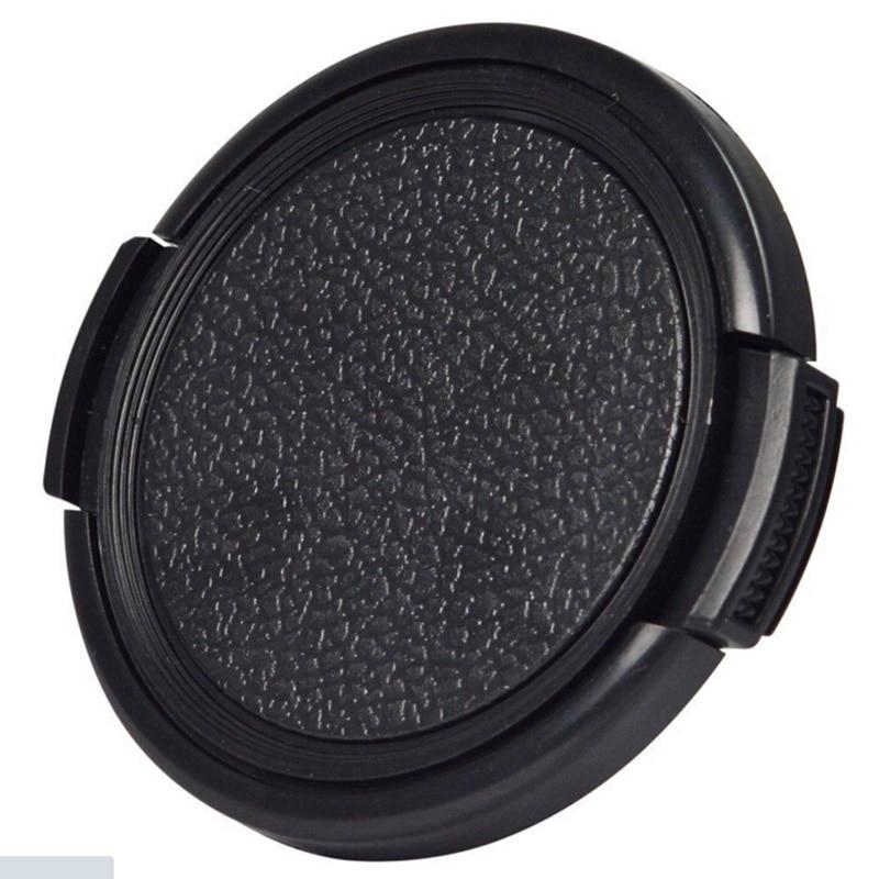 1 Uds 49mm lente de tapa protector de lente para Canon EF 50mm f/1,8 STM Sony nex NEX5N NEX5C NEX3 C 18-55mm panasonic 49mm