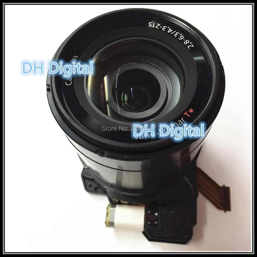 100%  original  Digital Camera Repair Parts for Sony Cyber-shot DSC-HX300 DSC-HX400 HX300 HX400 Lens Zoom Unit original digital camera repair parts dsc hx50 zoom for sony cyber shot hx50 lens hx60v lens no ccd unit black free shipping
