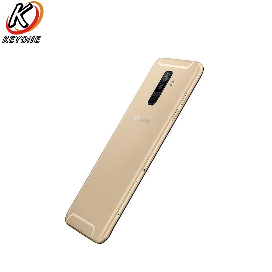 New Samsung Galaxy A6 plus A6+ A6050 Mobile Phone 6 0