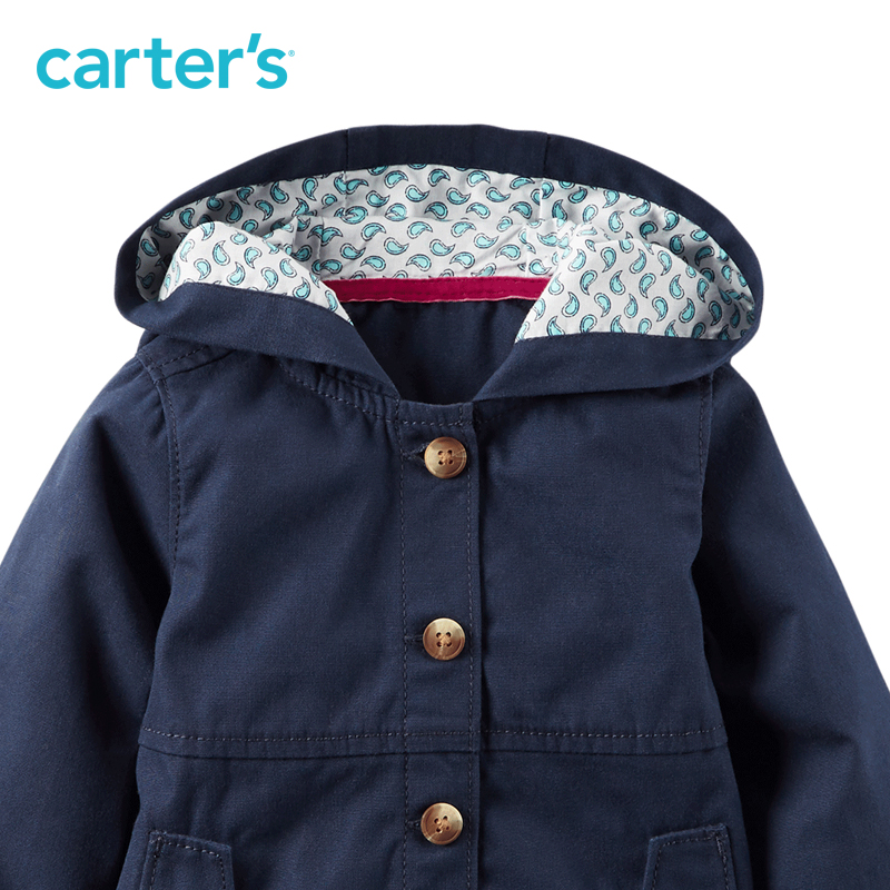 Carters-1-pcs-baby-children-kids-Canvas-Jacket-127G262-sold-by-Carters-China-official-store-1