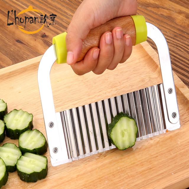 Potato cutter vegetable shredder stainless steel utensils
