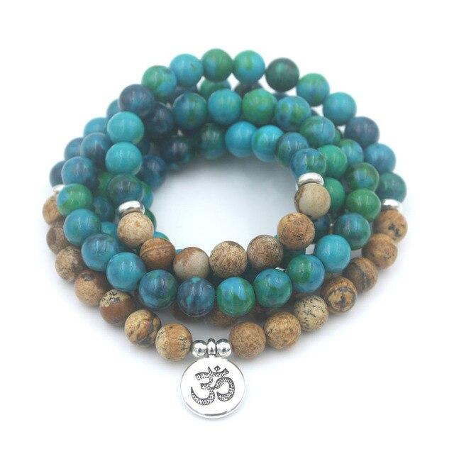 Bracelet Mala pour prier et méditer
