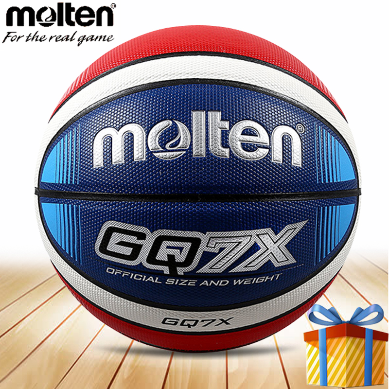 Molten basketball ball size 7 man street training balon official ballon of basket GQ7X accessories basquete