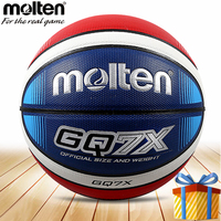 Molten basketball ball size 7 man street training balon official ballon of basket GQ7X accessories basquete balls baloncesto