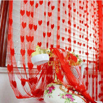 1pcs 2016 new decorate wedding room decoration heart shape wedding 1pcs 2016 new decorate wedding room decoration heart shape wedding decoration arrangement the party door curtains junglespirit Image collections