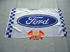 ford car racing flag...