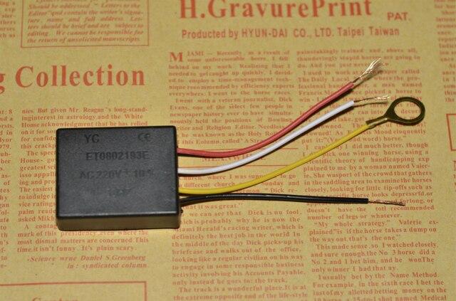 Touch schalter 1A/3A schreibtischlampe draht steuerung schalter ...