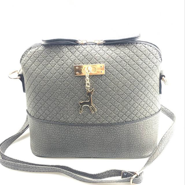 Fashion Mini Bag With Deer Deco