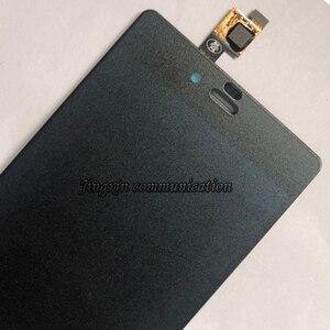 Image 5 - Cho ZTE Nubia Z9 Mini nx511j MÀN HÌNH LCD + Bộ số hóa cảm ứng thay thế cho ZTE Nubia Z9 Mini nx511j hiển thị chi tiết sửa chữa