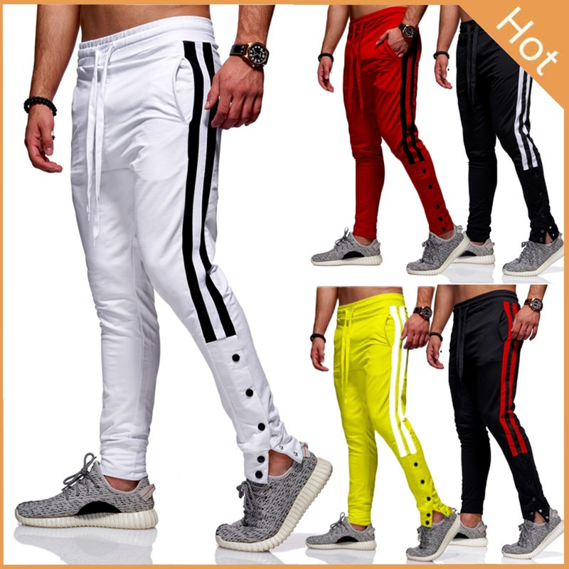 ZOGAA 2019 Male Fitness Brand Men Full Sportwear Pants Casual Hip Hop Harem Joggers Pants Workout Trousers Mens Sweatpants