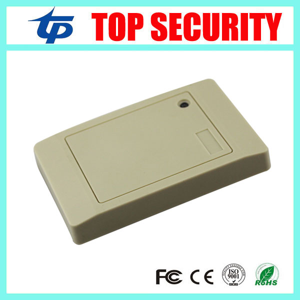 цены  Weigand26 RFID card access control card reader 125KHZ smart card reader for access control system cheap price free shipping