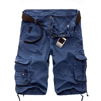 2019 New Cargo Shorts Men Summer Hot Sale Quality Casual Men Shorts Cotton Camouflage Military Fashion Mens Cargo Shorts Plus 40 1