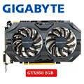 Gigabyte GTX-950-2GB GT950 GTX950 2G D5 DDR5 128 Bit nVIDIA PC Desktop Grafikkarten PCI Express 3,0 computer Grafiken karten
