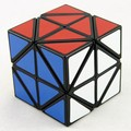 Z-cube Helicóptero Balck Y Blanco Cubo Mágico Puzzle Juguetes para el Aprendizaje y La Educación