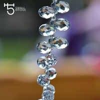 Österreichischen Klar Teardrop Kristall Perlen für Schmuck Machen Ohrringe Frauen Diy Perles Briolette Faceted Glas Perlen Großhandel 002