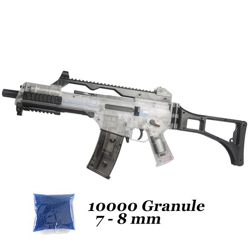 Pistola de juguete eléctrica P90, pistola de agua, pistola, Graffiti, edición en vivo CS, arma de asalto, pistola al aire libre, Juguetes - 5