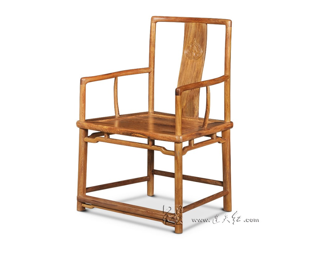 Коммерческая мебель Rosewod офисное кресло Гостиная отдыха спинкой массива красного дерева Sedia европейской моды классические ...
